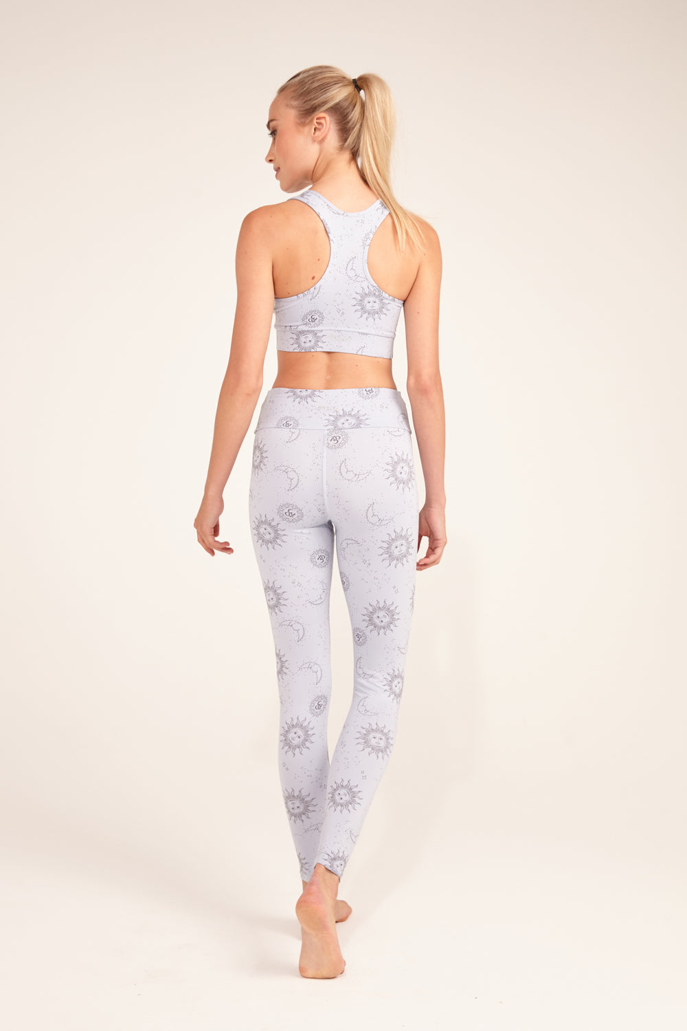 Hey Honey Leggings Sun Moon Om