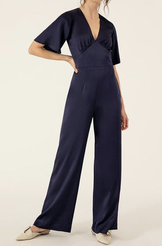 Ivy & Oak Satin Jumpsuit