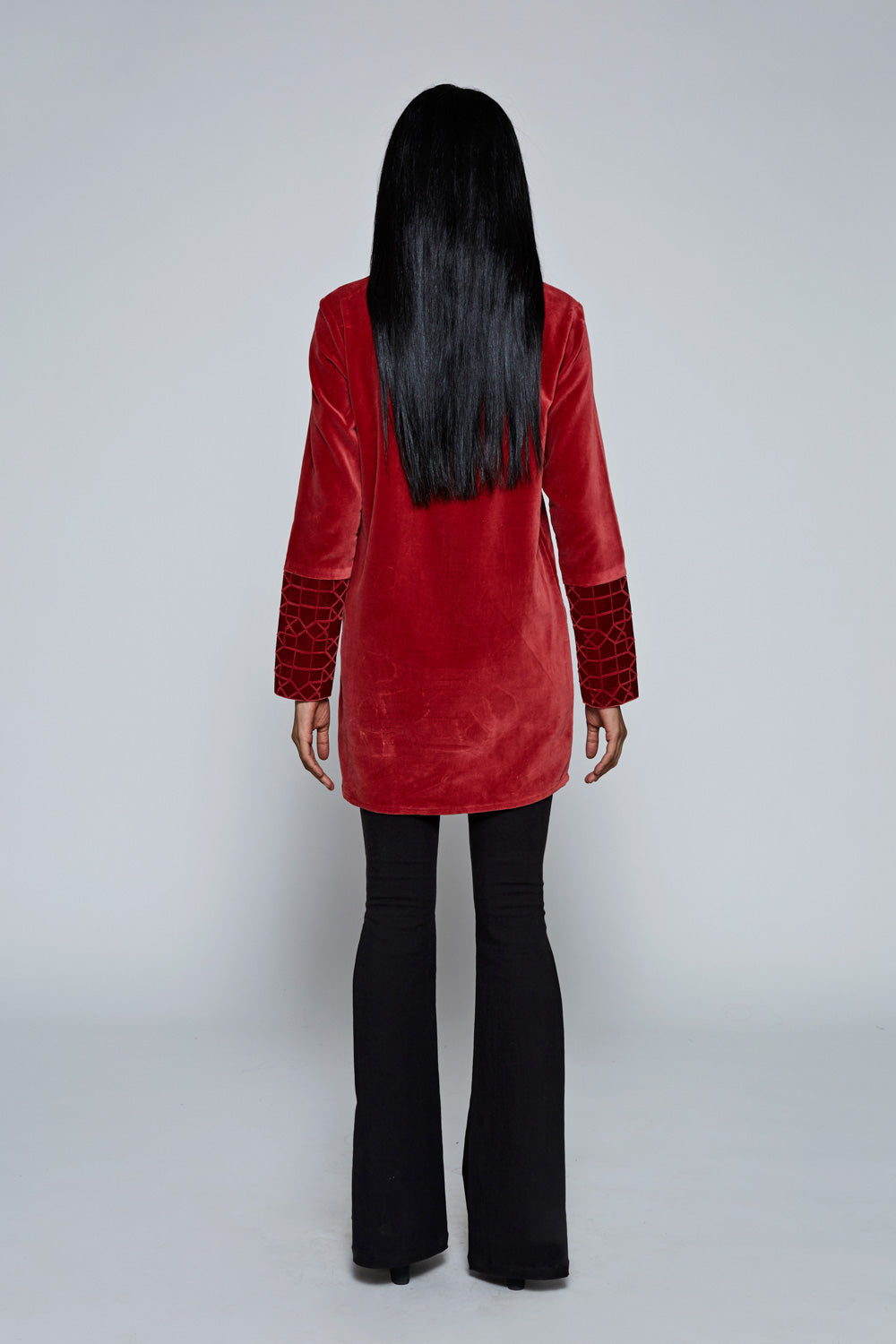 Imaima Adira Jumper Red