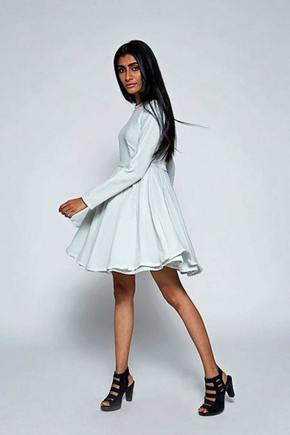 Imaima Lida Dress Mint