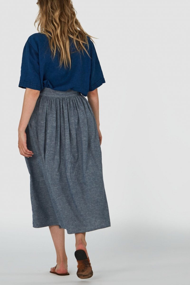 Kings of Indigo Jelocia Skirt