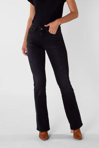 Kuyichi Amy Jeans Faded Black