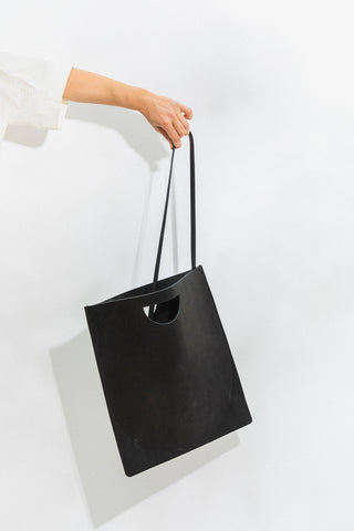 Leit & Held Moon Bag Black