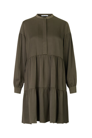 Shirt Dress Margo Olive