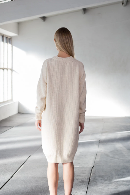 Milavert Knit Dress