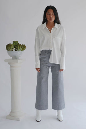Oh Seven Days Kick Flare Trousers
