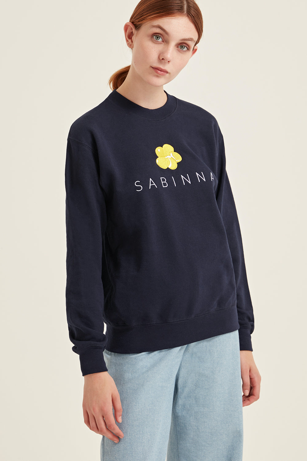 Sabinna Jumper Navy