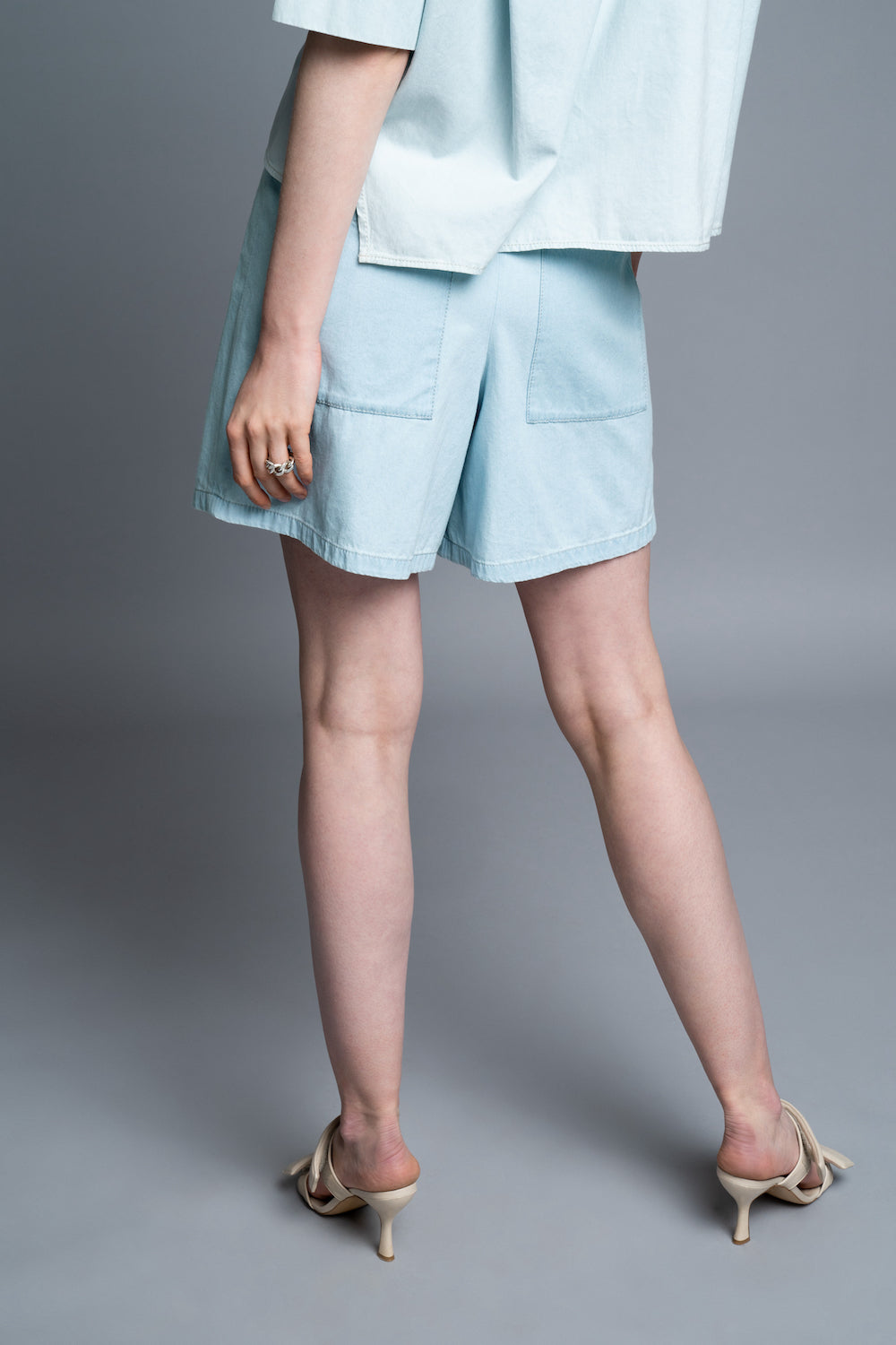 Shorts Sweetie Light Blue