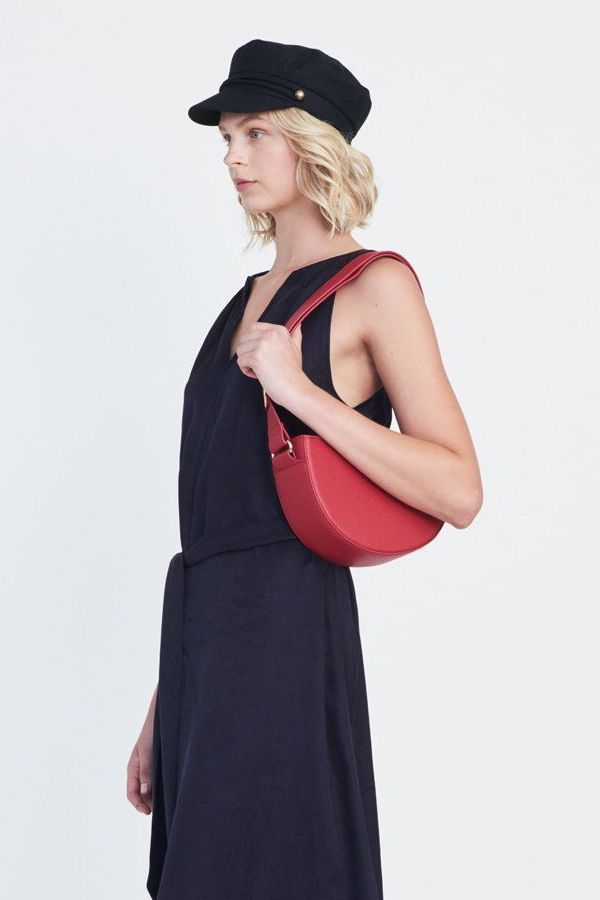 Siizu Vegan Leather Bag