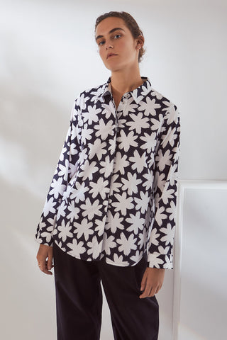 Kowtow Flower Blouse