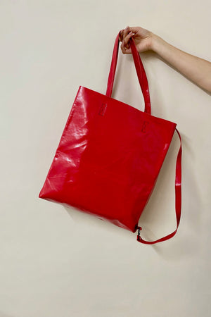 Freitag F262 Julien Tote Bag Red