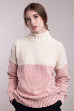 Double-Color Jumper