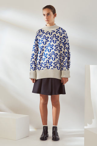 Kowtow Flower Jumper
