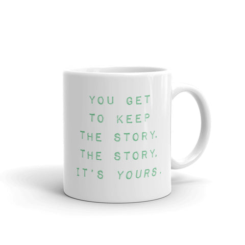 The Story Mug Wish Proof
