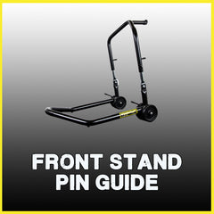 Front Stand Pin Guide