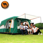 Extra Large 4 Season Tent with 2 Bedrooms