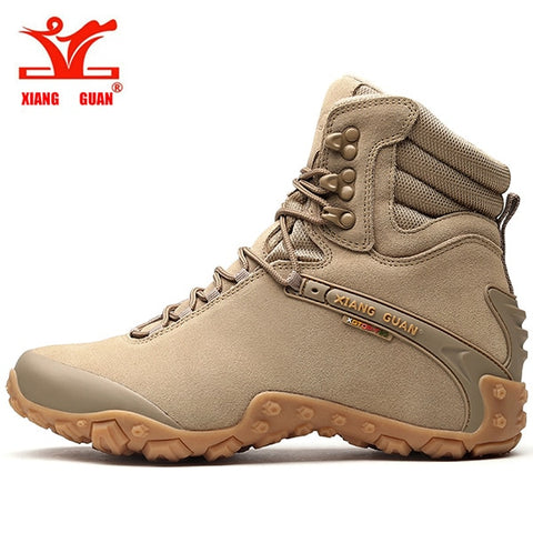 Outdoor High Top Hiking Boots