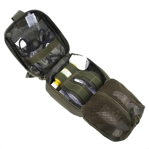 Tactical Emergency Bag For Vest & Belt