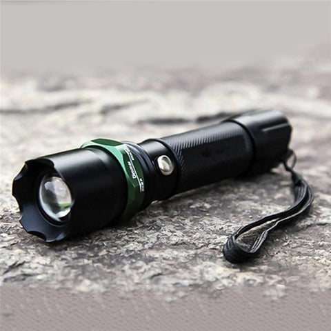 Tactical LED 3 Modes Flashlight