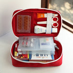 Portable Multi-Layer First Aid Kit Rescue Bag