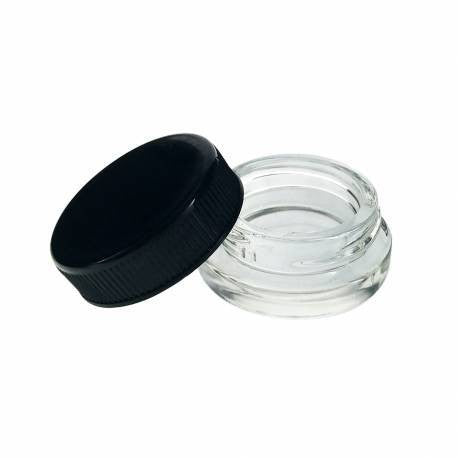 7mL Glass Concentrate Jar