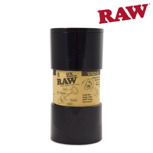RAW Six Shooter - KS Cone Filler