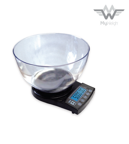 MyWeigh i5000 - SCALE WITH BOWL