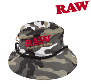 RAW Smokerman's Bucket Hat