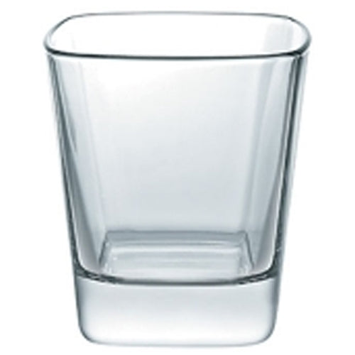 Glass 280cc 8.5xH9.3cm OF. Palladio Quadro