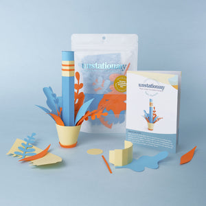 Creative Garden: Teachable  Paper-Craft Kit - Topic: Positive Self-Talk