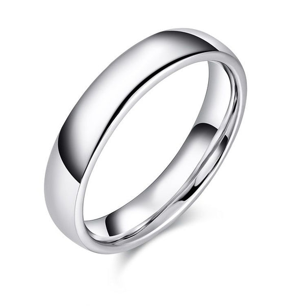 Simple and Elegant Women's Wedding Band