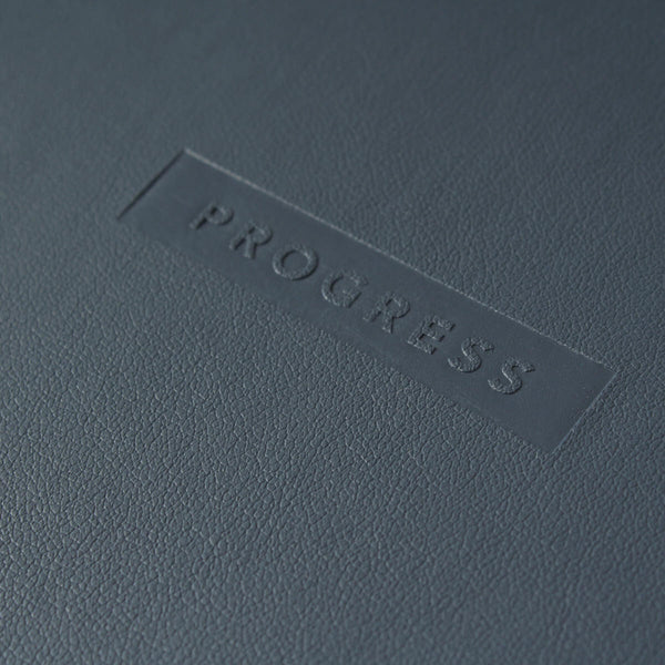Progress Journal / Tm. modrá