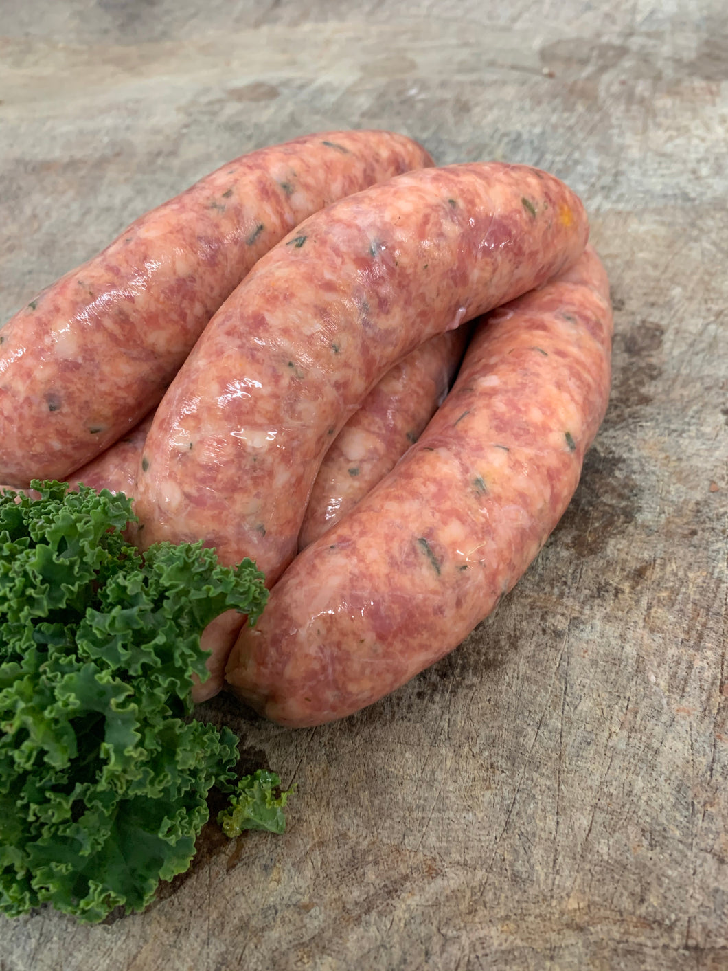 Lamb Pumpkin & Fetta Sausages