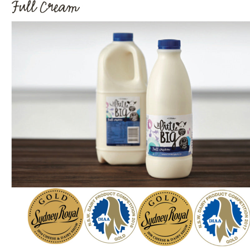 Milk full cream