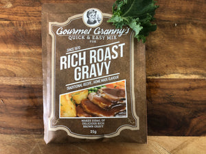 Rich Roast Gravy