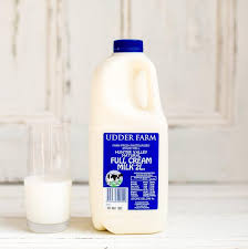 Full Cream 2ltr - Unhomogenised milk! Smooth, rich and creamy.