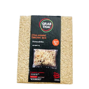 thai brown jasmine rice can be bought from our store based in the UK