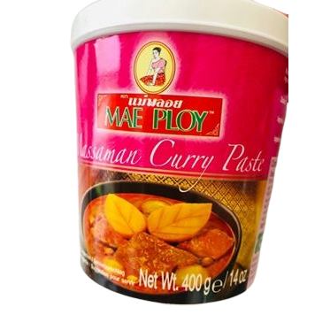 thai massaman curry ready to buy from our online store or from our thai and asian food store in cardiff
