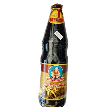 mushroom soy sauce imported from thailand and available to buy from our uk held stocks