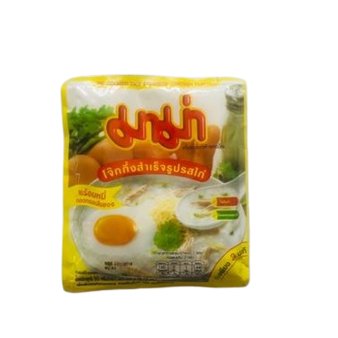 Thai Jok rice porridge available in the uk near you. chicken flavour by mama brand