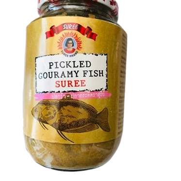 thai pickled mud fish available to buy from us in our uk store or here online