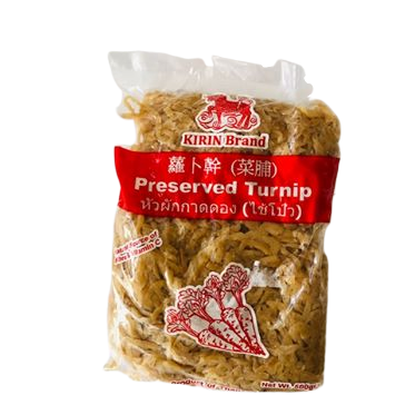 preserved turnip thai food to buy online or instore in the uk