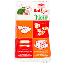 red lotus flour for thai steamed buns uk stockist