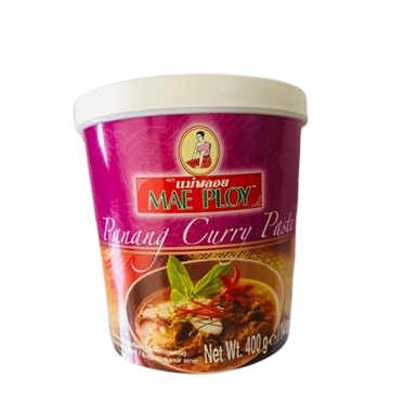 Thai Panang curry paste ready to order online or in our Asian and Thai supermaket located in Cardiff, Wales UK