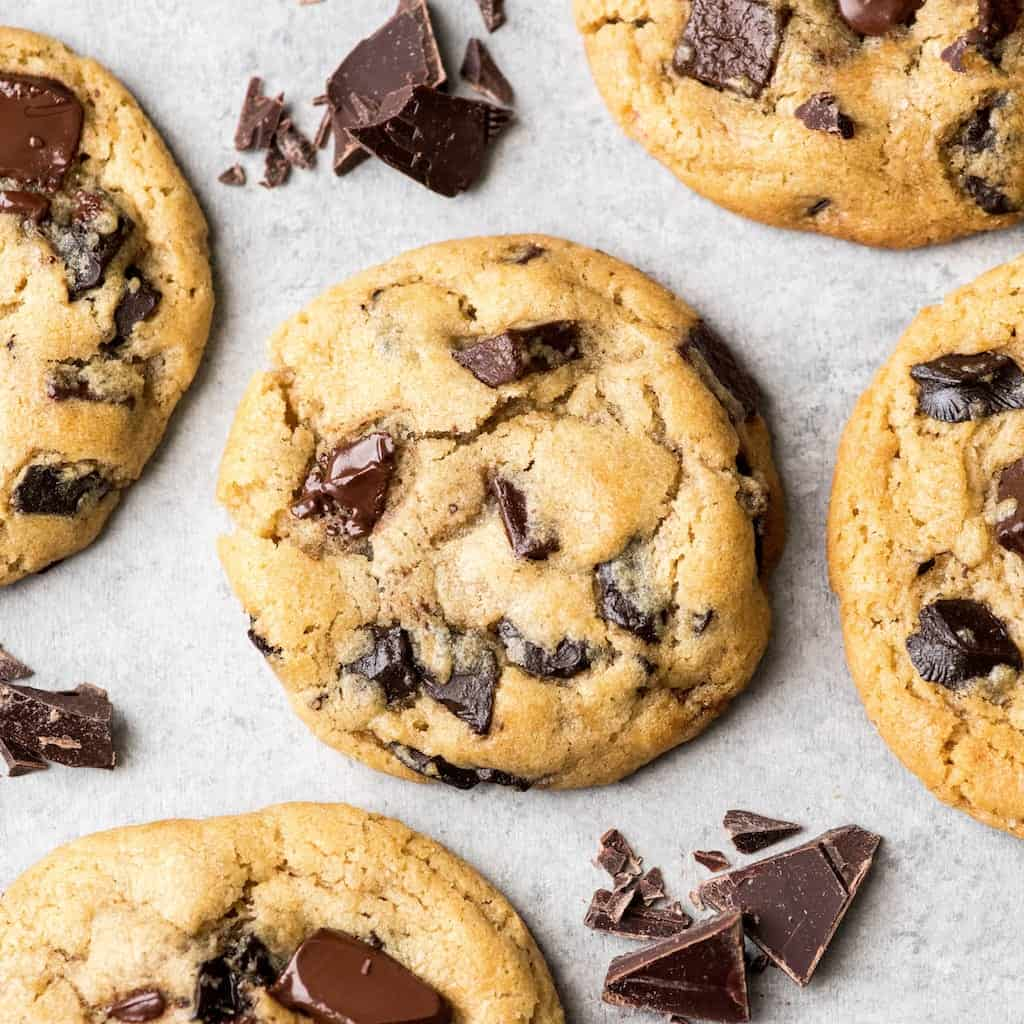 CBD Chocolate Chip Cookies