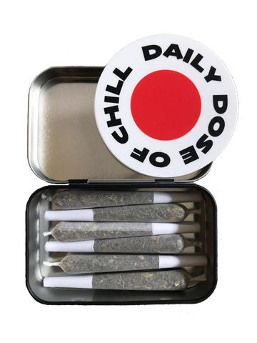 Day Blend - Pineapple Express & Happy Herb CBD Rolls