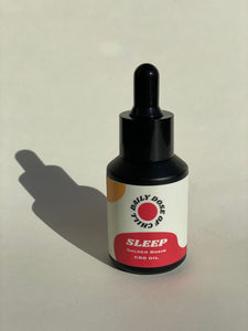 Sleep Golden Rosin CBD Oil 1000mg 30ml