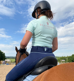 Blackfort Equestrian Riding Base Layer with Matching Riding Leggings