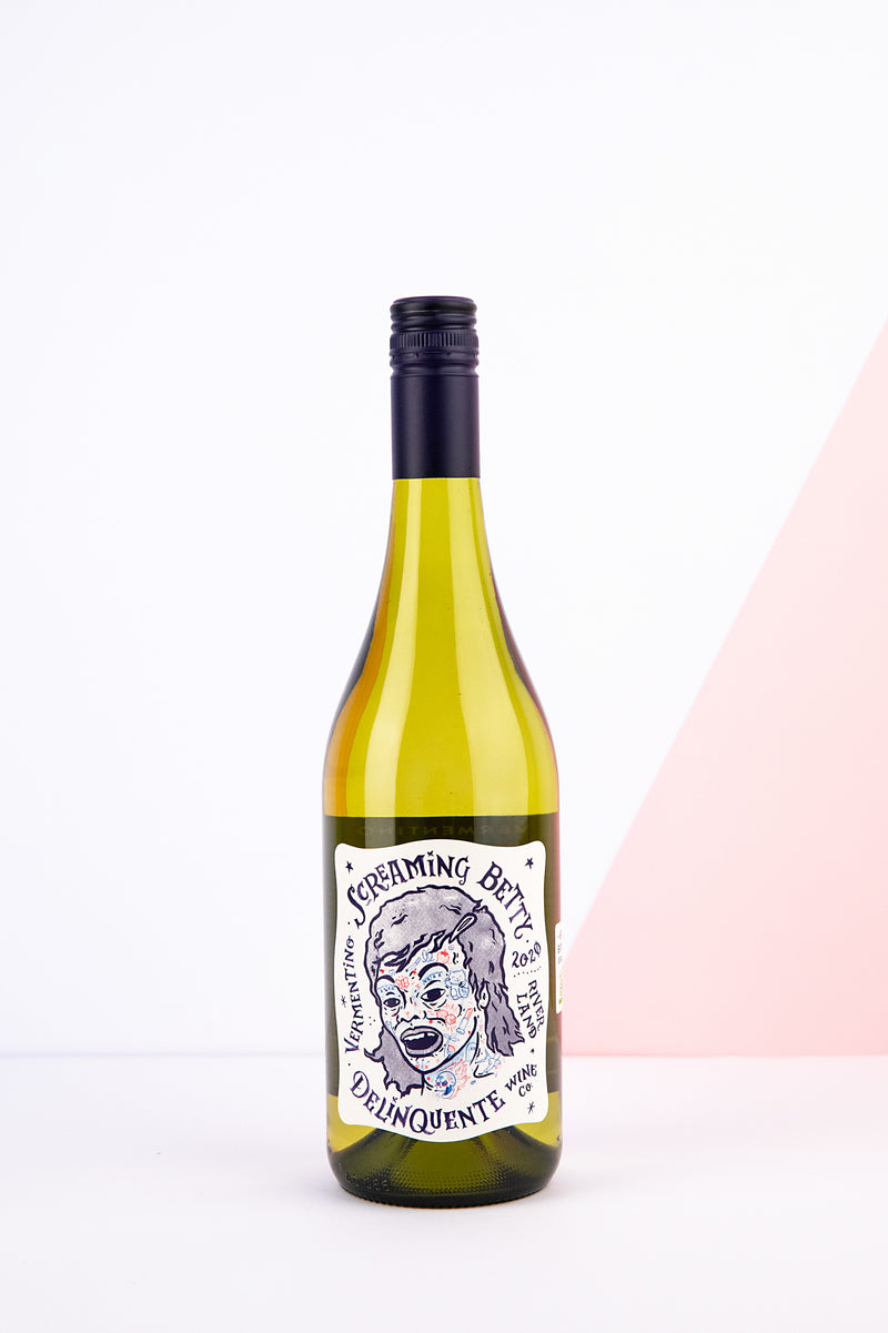 "2020 ""Screaming Betty"" Vermentino"