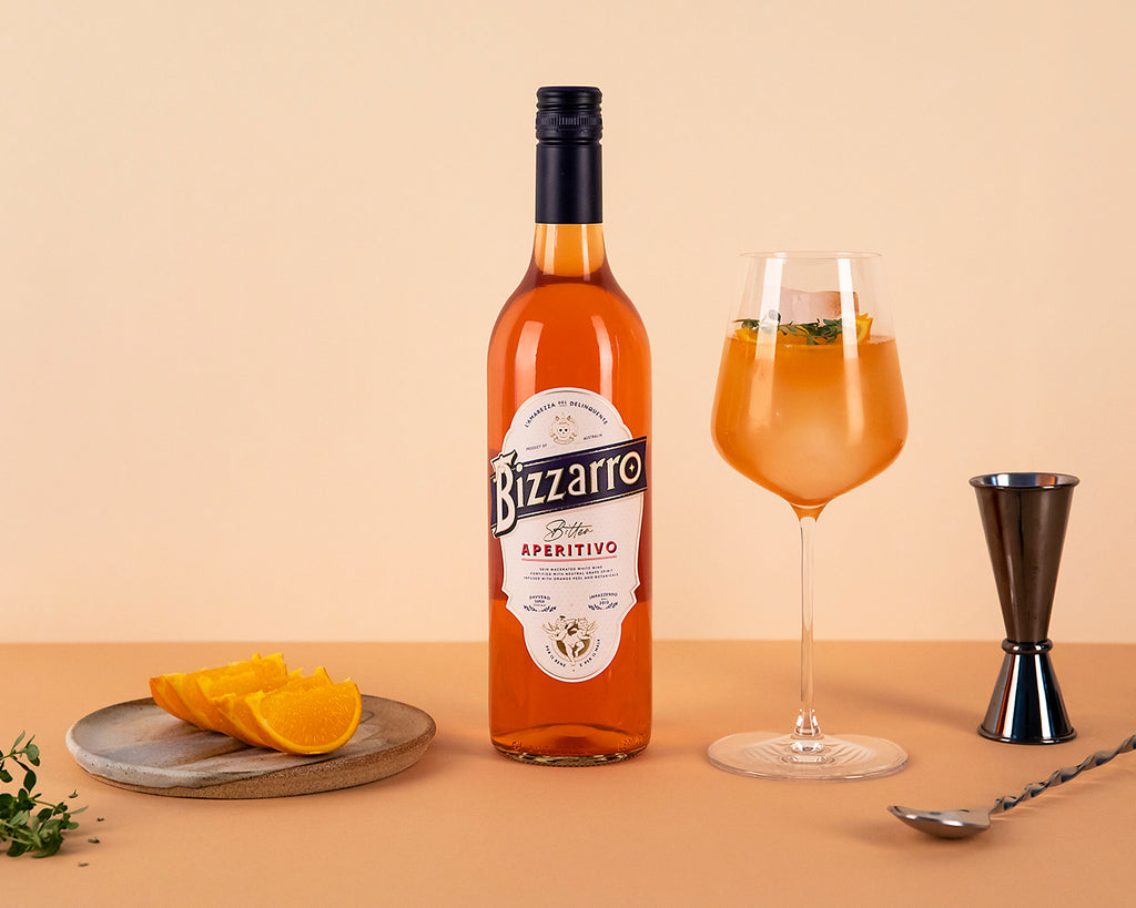 Bizzarro Bitter Aperitivo - 750ml bottle